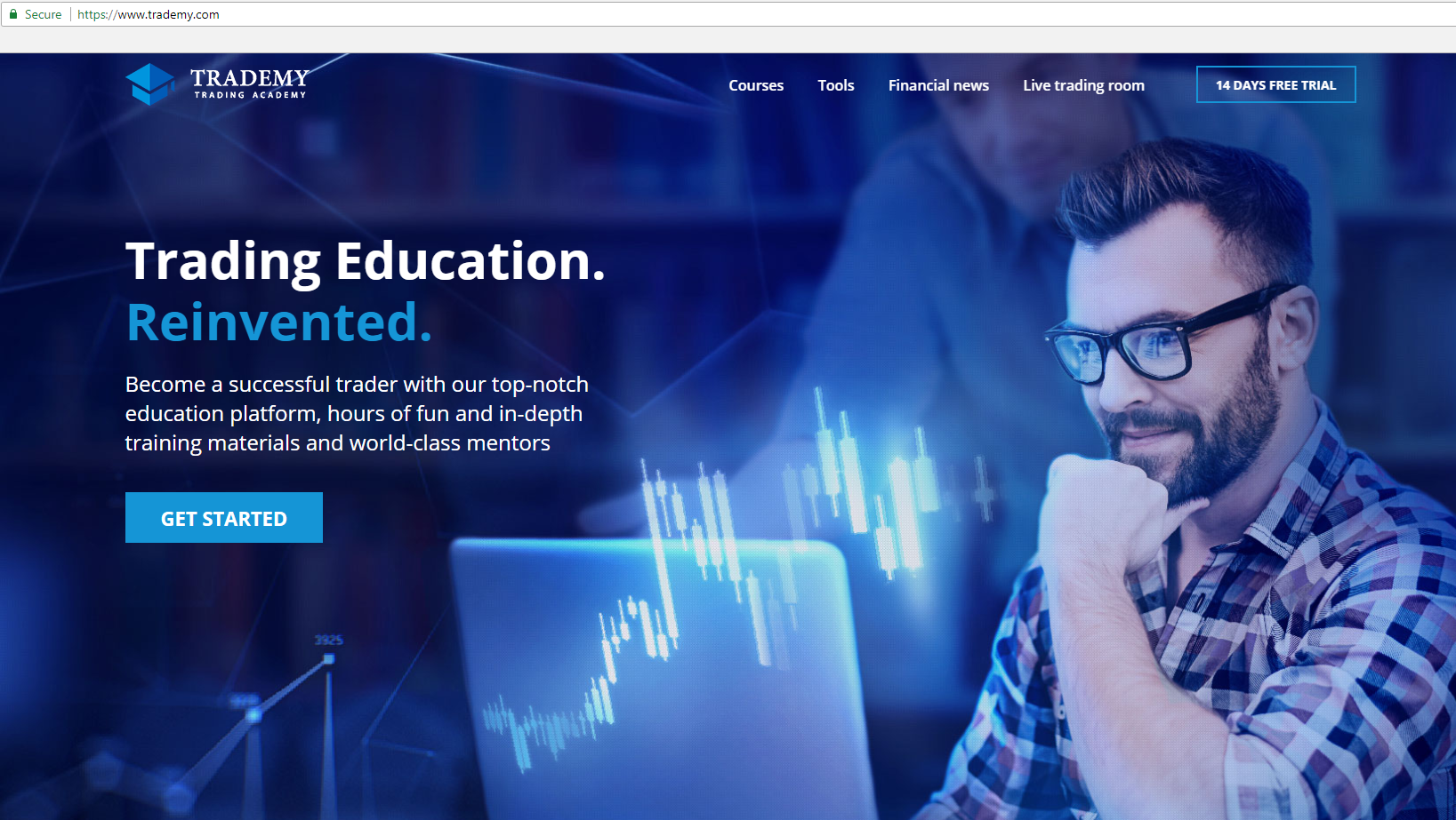 Trademy Review by The Forex College