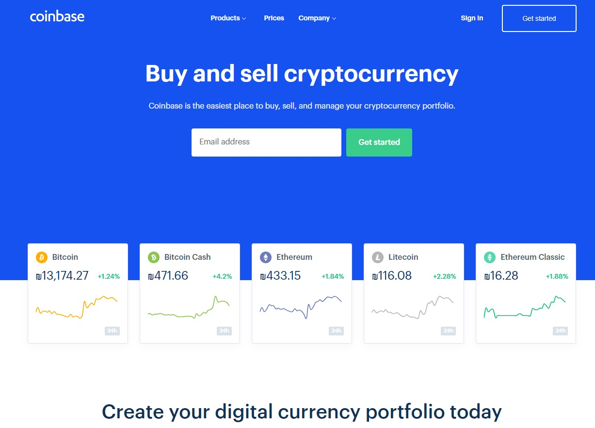 Coinbase Review by The Forex College