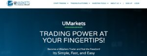 UMarkets Website
