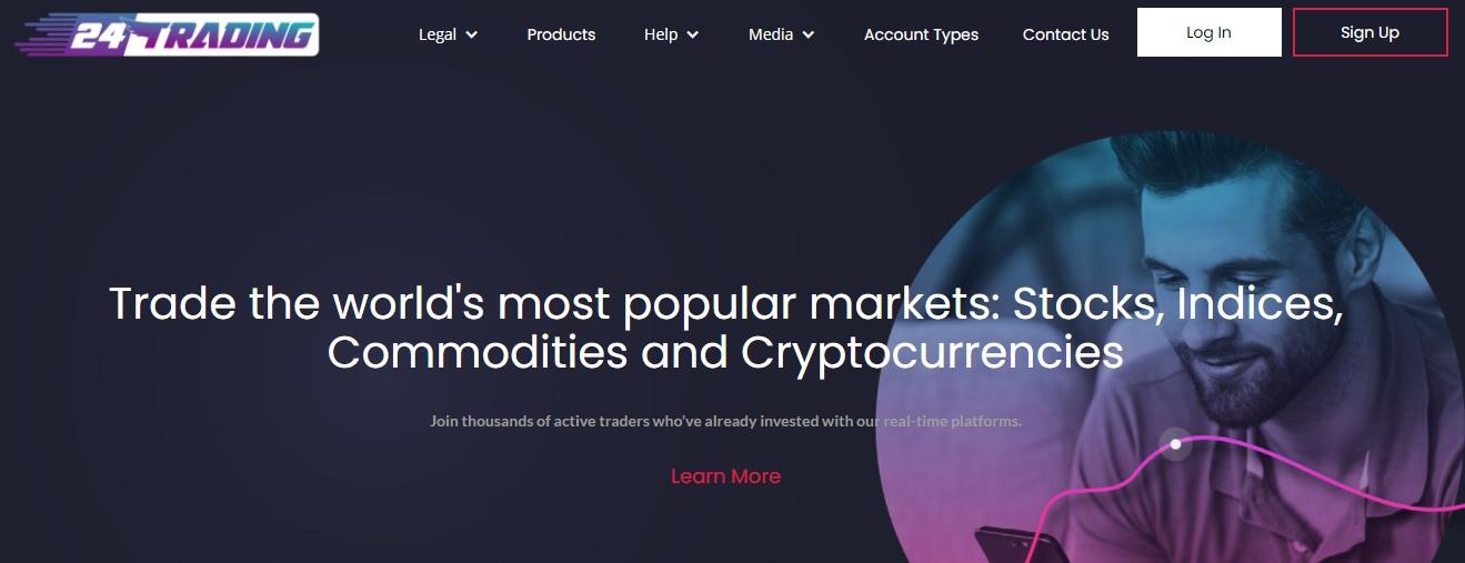 24Trading trading platform