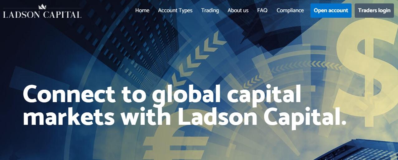 Ladson Capital trading platform